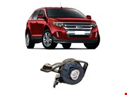 Coxim do Cambio Ford Edge Limited Se/Sel 3.5 V6 24V Gasolina 2009 ate 2014 (Traseiro/Central)