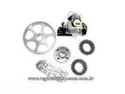 Kit Corrente A3/A4 1.8 20v 1999 ate 2006 Turbo